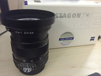 Zeiss 28mm f/2.0 ZF Distagon, Nikon mount, boxed, great condition