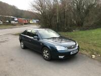2004 mondeo 2.0tdci diesel clean car