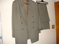 MENS 2 PIECE SUIT