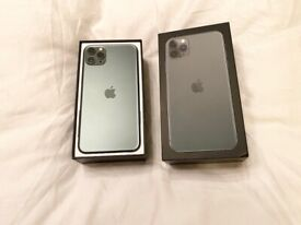 1 MONTH OLD,11 MONTH APPLE WARRANTY,NEW CONDITION IPHONE 11 PRO MAX 64GB ON VODAFONE LEBARA