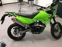 Motorbike sinnis apache 125cc