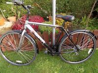 Bike mens mountain bike 21 frame for sale