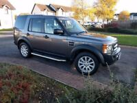 Discovery - Manual 7 Leather Seats - DVD TV
