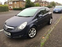 Vauxhall Corsa Sxi 1.2 2009, Manual Immaculate Condition