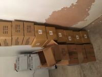 10 X Strong Cardboard Boxes