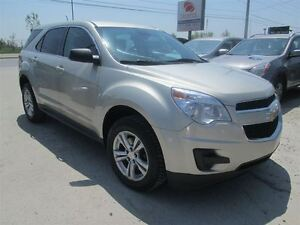 2014 Chevrolet Equinox LS**AWD**ACCIDENT FREE**ONE OWNER**3 YEAR