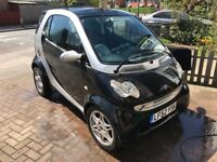 Smart Fortwo Passion 600cc Auto Central Locking Pan Roof CD Player **BARGAIN**