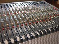Allen & Heath GS3 16 channel mixing desk