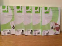 Multi Purpose Labels Packs x 5