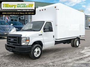 2018 Ford E450 GREAT WORK VAN! UNICELL BODY