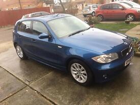 BMW 1 series 120d desiel
