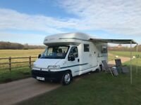 Excellent condition motorhome for sale for quick sale