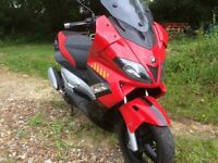 Gilera Nexus 250 scooter bargain
