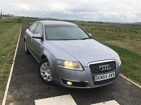 Audi A6 diesel 2005 12 months mot