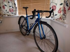 Trek Road Bike 52cm with full mudguards- Perfect for winter riding/commuting/touring