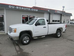 2010 GMC SIERRA 2500HD 4X4