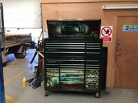 Snap- on Aston Martin racing limited edition 39/320 toolbox