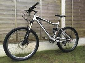 Trek fuel ex7 Full Suspension Enduro/Downhill Bike, LIKE NEW, HIGH SPEC, FOX