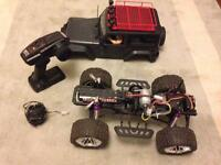 1/10 rc HG Jeep