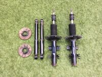 VW 20011 T5 front and rear suspension