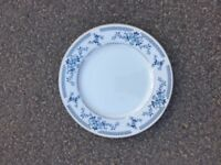 Yamasen Blue & White Fine Chine Dinner Service