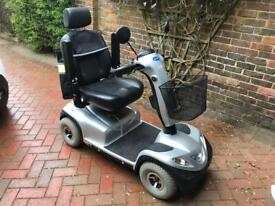 Invacare Comet 4 wheel mobility scooter