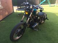 Yamaha virago XV750 bobber / chop ready to go