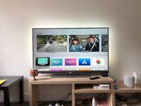 "Philips 55"" 4K Ambilight LCD TV"