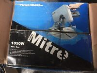 powerbase Mitre saw, sander and P pro jig saw
