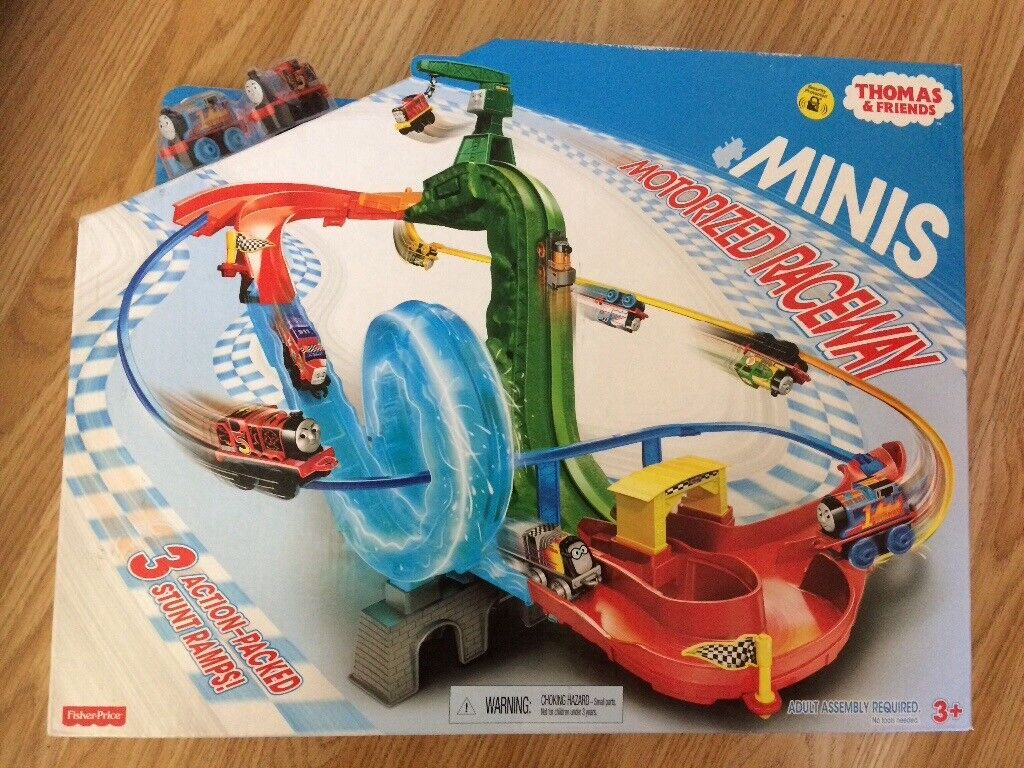 NEW Thomas Tank Minis Playset