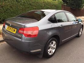 Citroen C5 2009 full with service history 56,000 miles