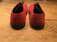 Camper shoes men's, size 7. Peu men's shoes RED