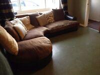 Large, comfy, corner sofa in Romsey.