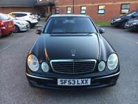 Mercedes e320 cdi 2004 automatic Turbo DIesel 1 years m.o.t