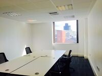 **JULY OFFER** BEAUTIFUL 4 DESK OFFICE TO LET WITH RENT FREE OFFER, CALL ON 0208 961 1415