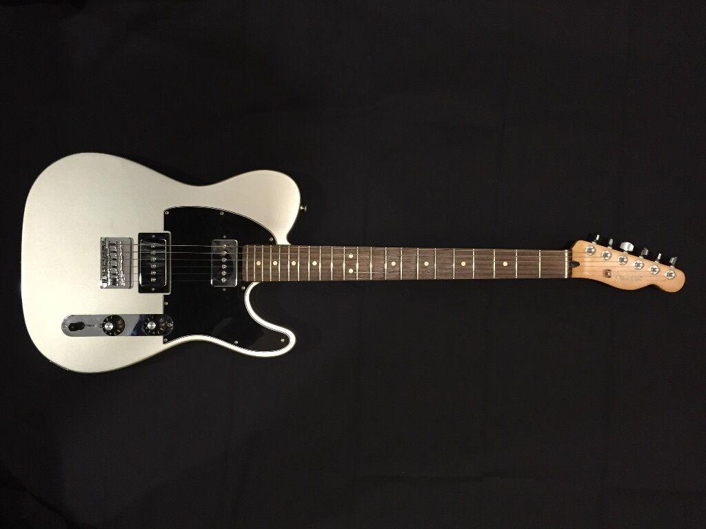 Fender Blacktop Telecaster (Bare Knuckle P90's)