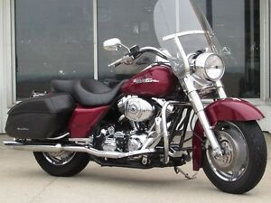 2005 harley-davidson FLHRSI Road King Custom   Stage 1 TruDual E