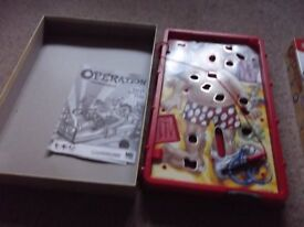 OPERATION GAME, EXCELLENT CONDITION, WORKING, ALL PARTS INCLUDED