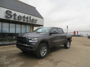 """2019 RAM 1500 SPORT LEATHER! 3"""" LIFT! 35"""" TIRES! LOADED! SUNROOF"""