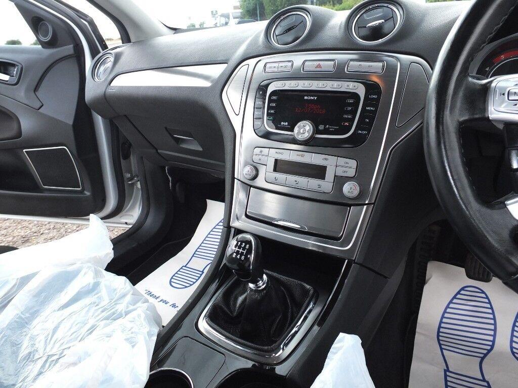 Ford Mondeo 2.0 TDCi Titanium 5dr 2009 Manual - NEEDS NEW CLUTCH!!