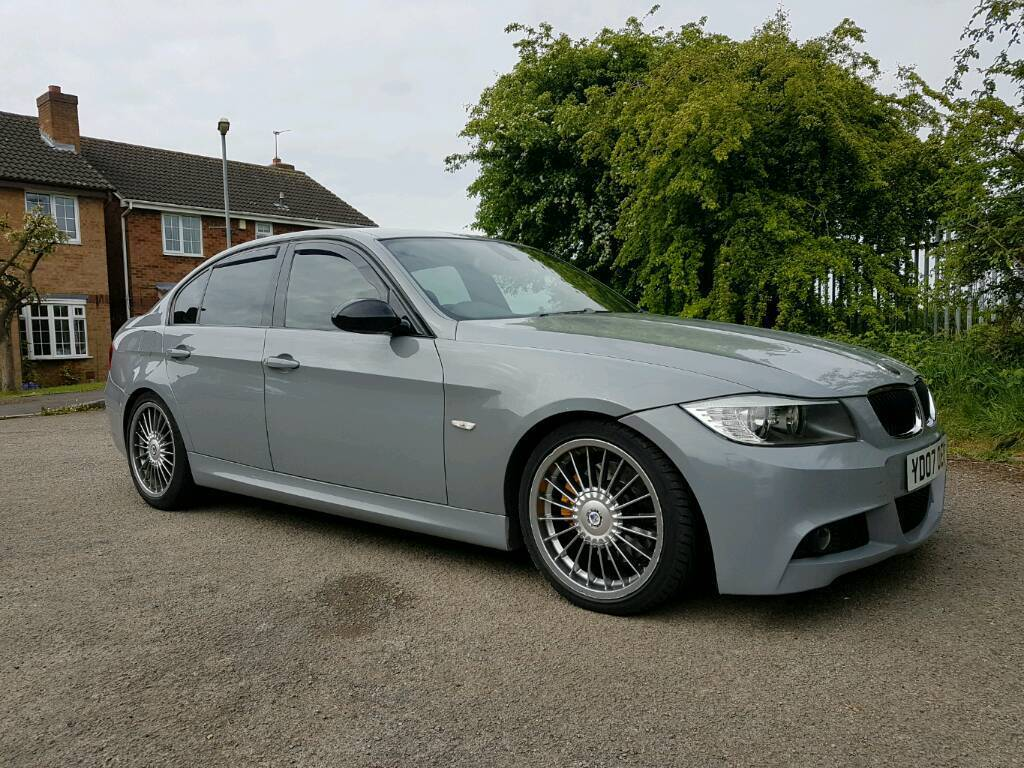bmw 325d m sport e90 lci 3 series bargain px in shard. Black Bedroom Furniture Sets. Home Design Ideas
