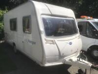 2007 Bailey Ranger 4 Berth Caravan