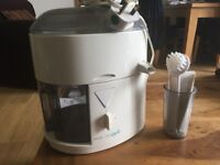 Hinari Juicer - Hardly used and still in great condition