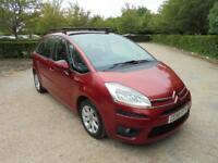 Citroen C4 Picasso VTR Plus HDi 5str (red) 2008