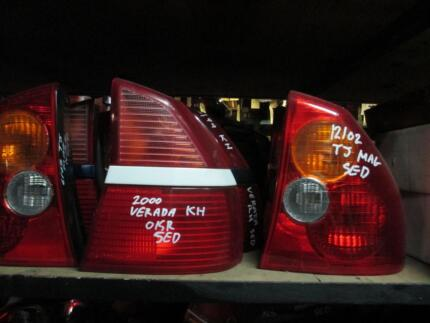 NOW SELLING MITSUBISHI TAIL LIGHTS Gladesville Ryde Area Preview