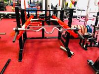 TONK Multi trainer AS good as NEW *weights/fitness
