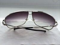 Ferre designer mens sunglasses in leather case