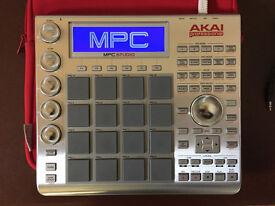 MPC studio silver