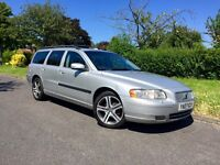 2007 Volvo V70 2.4 D Sport Special Edition SPEARES OR REPAIR