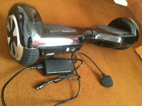 Hoover board Black Segway-spares or repair